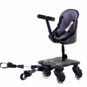 Carucior al doilea copil Easy Rider V4