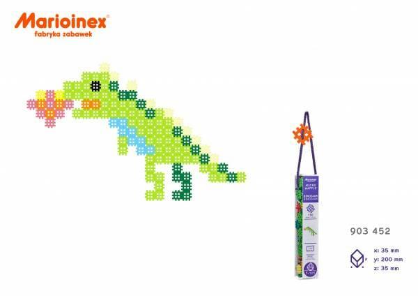 Set dinozaur microwafe