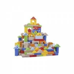 Set blocuri constructie colorate 250